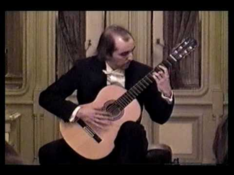 Pictures at an Exhibition - Modest Mussorgsky - Antonio Rioseco Guitar (Live Concert) Part 4