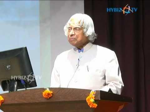 Dr. A P J Abdul Kalam , Former President , hybiz.tv