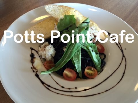 Potts Point Cafe and Organic Restaurant SM Mall of Asia by HourPhilippines.com
