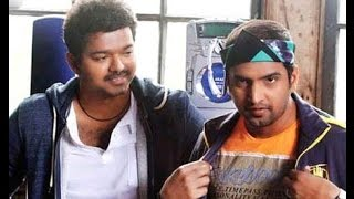 Santhanam Joins Again with Vijay