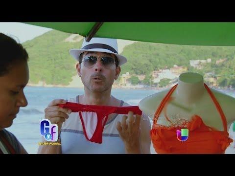 Las metidas de pata y lo que no viste de todas las aventuras de Carlos Calderón en Brasil