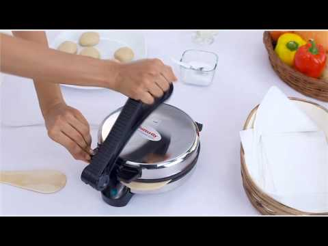 Butterfly Chapatti Maker Demo English.mp4