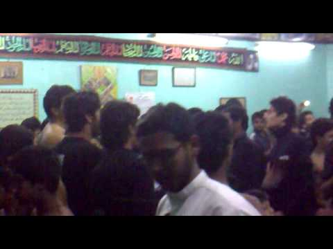 Rehan Abbas  Saqqa-e--sakina Part 1  Bangalore video