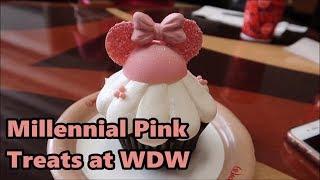 Magical Mondays # 45 - Millennial Pink Treats at Walt Disney World