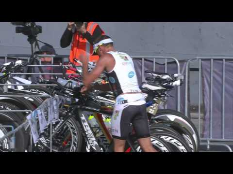 2014 IRONMAN 70.3 Auckland Event Highlights