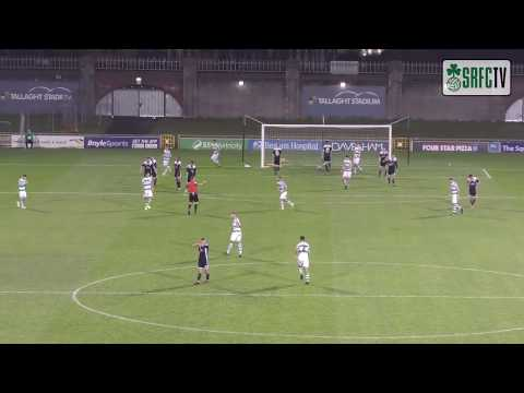 Graham Burke v Cork City | 25th October 2019