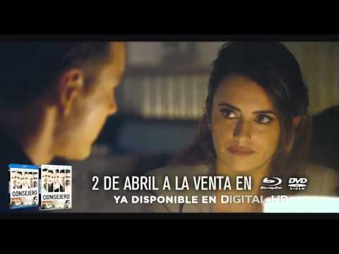 El Consejero en DVD, Blu-ray y Digital HD el 2 de abril