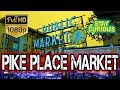 5 Minutes of Pike Place Market - Seattle, Wa