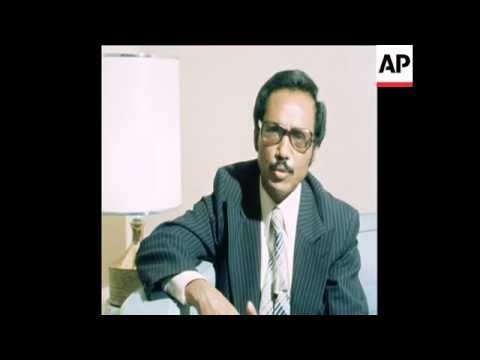 SYND 11 12 77 INTERVIEW IN ABU DHABI WITH ERITREAN LIBERATION FRONT LEADER OSMAN SALEH SABBE