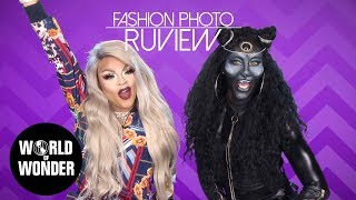 FASHION PHOTO RUVIEW: Dancing Queen with Miss Vanjie and Nina Bo'nina Brown!