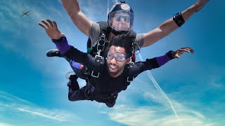 How to Conquer Your Fears: A Skydiving Story