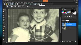 Introduction: restoring old photos with PaintShop Pro