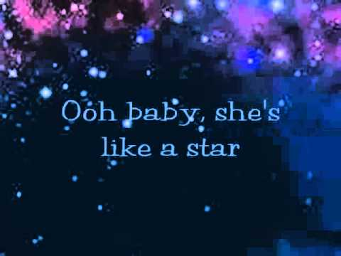 Sugababes Ft. Taio Cruz - She's Like A Star Lyrics video
