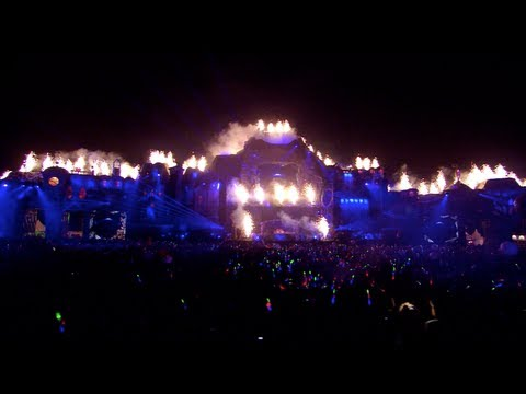 Dimitri Vegas & Like Mike - Live at Tomorrowland 2013 - ( Full...