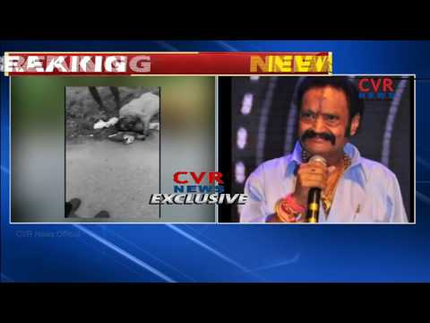 Minister Somireddy Chandramohan Reddy About Nandamuri Harikrishna | CVR NEWS