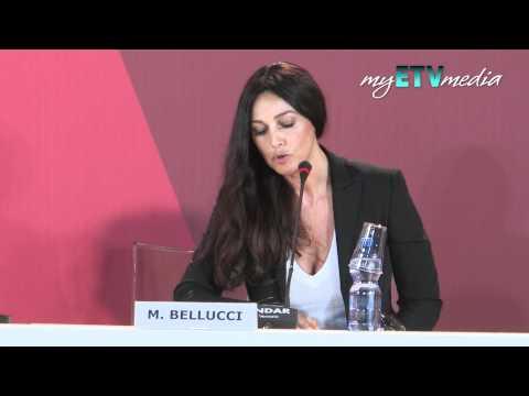Monica Bellucci Venice Biennale (Italiano)