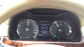 jaguar XK 4,2 V8  acceleration