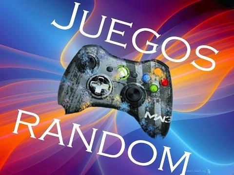 juegos random!!!