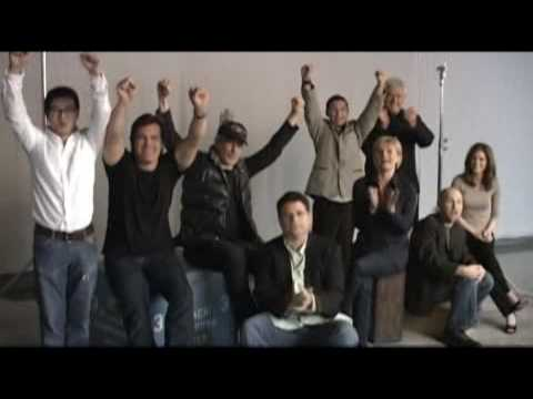 """2009: Empire Magazine's """"The Goonies Reunion"""" - Goonies kids all together, all grown up!"""