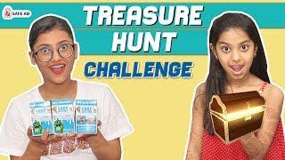 Treasure Hunt Challenge | SAMREEN ALI