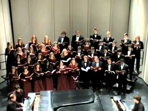 "Samuel Barber ""We Have Lost"" (Carnegie Mellon Concert Choir, cond. Robert Page)"