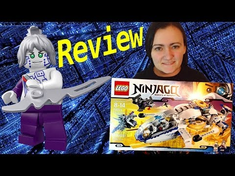 LEGO NinjaCopter 70724 Ninjago 2014 Review