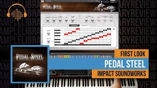 First Look: Pedal Steel Impact Soundworks