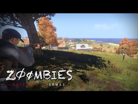 "Arma 3: DayZ Multiplayer ""Zoombies"" mod install tutorial"