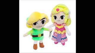 I gonna find to buy on toy plush The Legend Of Zelda collection from Toon Link & Toon Zelda on Sunda