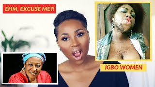 ADDRESSING POPULAR MISCONCEPTIONS ABOUT IGBO WOMEN | DIMMA UMEH