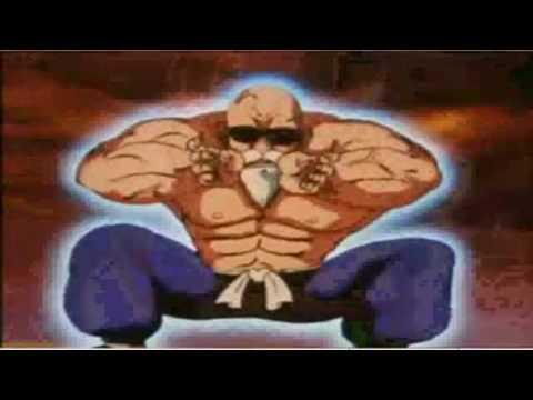 Dragon Ball Master Roshi's Kamehameha