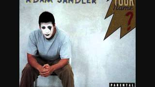 Adam Sandler - Bad Boyfriend