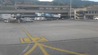 Taxi to Gate 03 Aserca Airlines