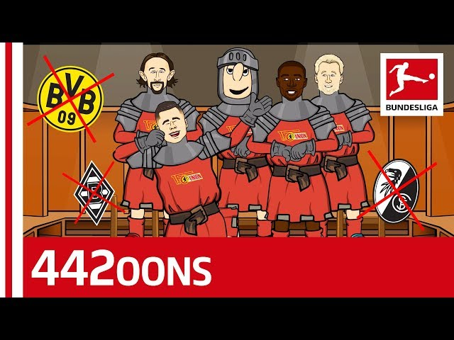 Union Berlin Knights Song - Powered By 442oons