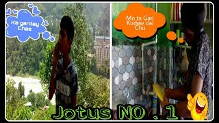 Jotus No. 1 || Village Funny Vines || Comedy  Video New Episode