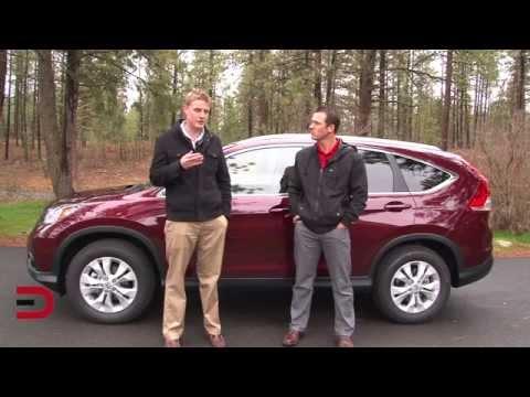2013 Honda CR-V DETAILED Review on Everyman Driver
