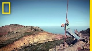 Leap Into the Canary Islands' Epic Folk Sport | Short Film Showcase
