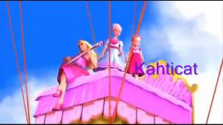 Barbie the Princess and the Popstar - Look How We can Fly