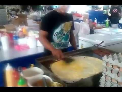 Impressive Burger Making Skills!