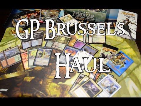 GP Brussels Haul