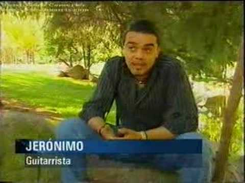 Jeronimo Maya TVE News 2004 Flamenco Guitar