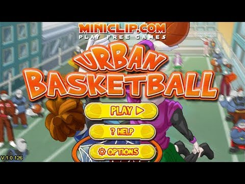 Daily Uploads Week - Day 4: Urban Basketball Gameplay