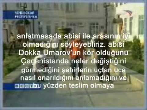 Umarov Kadirovculara Teslim oldu!