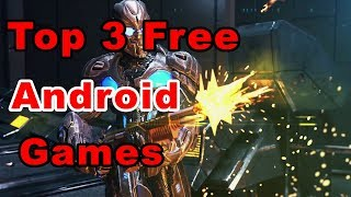 Top 3 Best Android Games on The Play Store - Best Graphic Games for Andoid Users - Mezzo Buzz