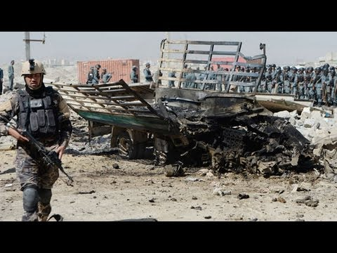 Taliban insurgents attack Afghanistan's main airport