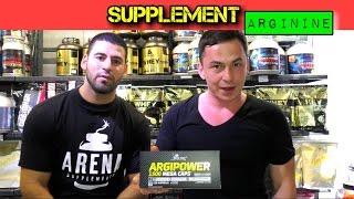 Olimp ArgiPower, L Arginin nedir nasil kullanilir, Supplementler