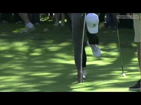Tiger Wins (2011 Chevron World Challenge)