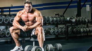 "BODYBUILDING MOTIVATION - "" Train With Intensity"""