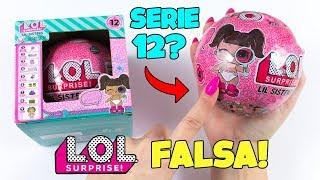LOL SURPRISE FAKE SERIE 12 IN EDICOLA! SONO SENZA PAROLE