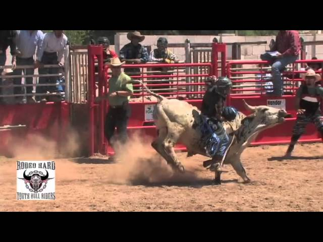 Rodeo Hard Youth Bull Riders 2011 - 2012 State Season Finals